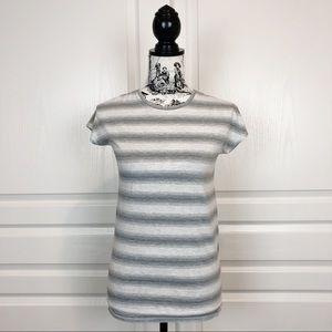Lululemon Find Your Zen Striped Short Sleeve